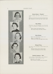 Page 8, 1940 Edition, Vernon High School - Junior Annual Yearbook (Vernon, NY) online yearbook collection