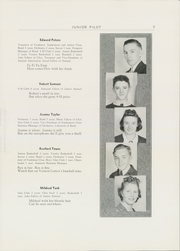 Page 9, 1940 Edition, Vernon High School - Junior Annual Yearbook (Vernon, NY) online yearbook collection