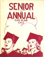 1945 Edition, Vernon High School - Junior Annual Yearbook (Vernon, NY)