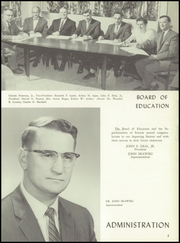 Page 9, 1960 Edition, Vernon High School - Junior Annual Yearbook (Vernon, NY) online yearbook collection