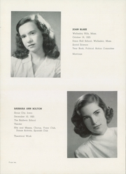Page 14, 1947 Edition, Sarah Lawrence College - Yearbook (Bronxville, NY) online yearbook collection