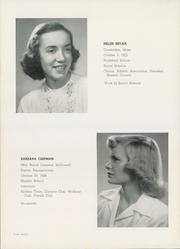 Page 16, 1947 Edition, Sarah Lawrence College - Yearbook (Bronxville, NY) online yearbook collection