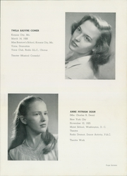Page 17, 1947 Edition, Sarah Lawrence College - Yearbook (Bronxville, NY) online yearbook collection