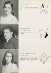 Page 14, 1950 Edition, Sarah Lawrence College - Yearbook (Bronxville, NY) online yearbook collection