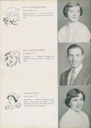 Page 15, 1950 Edition, Sarah Lawrence College - Yearbook (Bronxville, NY) online yearbook collection