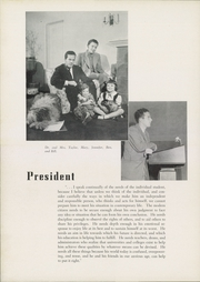 Page 8, 1950 Edition, Sarah Lawrence College - Yearbook (Bronxville, NY) online yearbook collection