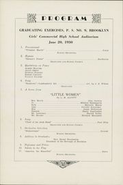 Page 12, 1930 Edition, Prospect Hill School - Monitor Yearbook (Brooklyn, NY) online yearbook collection
