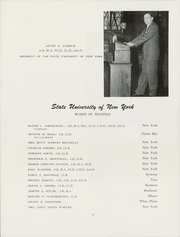Page 16, 1951 Edition, Binghamton University - Colonist Yearbook (Vestal, NY) online yearbook collection