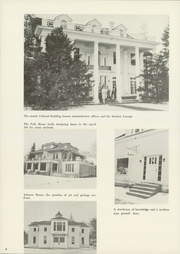 Page 10, 1955 Edition, Binghamton University - Colonist Yearbook (Vestal, NY) online yearbook collection