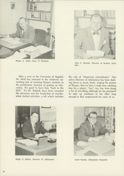 Page 16, 1955 Edition, Binghamton University - Colonist Yearbook (Vestal, NY) online yearbook collection