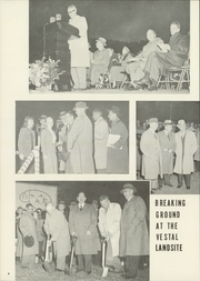 Page 8, 1955 Edition, Binghamton University - Colonist Yearbook (Vestal, NY) online yearbook collection