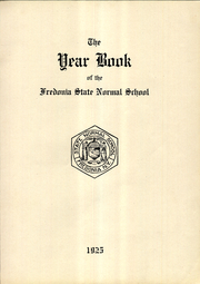 Page 5, 1925 Edition, SUNY at Fredonia - Fredonian Yearbook (Fredonia, NY) online yearbook collection