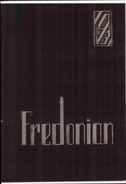 Page 1, 1931 Edition, SUNY at Fredonia - Fredonian Yearbook (Fredonia, NY) online yearbook collection