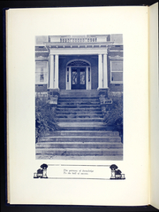 Page 10, 1927 Edition, Houghton College - Boulder Yearbook (Houghton, NY) online yearbook collection