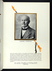 Page 13, 1927 Edition, Houghton College - Boulder Yearbook (Houghton, NY) online yearbook collection