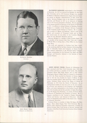 Page 16, 1944 Edition, New York University School of Commerce - Commerce Violet Yearbook (New York, NY) online yearbook collection
