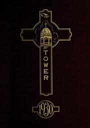 1930 Edition, Manhattanville College - Tower Yearbook (Purchase, NY)