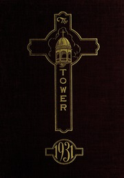1931 Edition, Manhattanville College - Tower Yearbook (Purchase, NY)