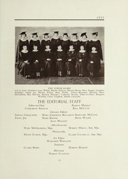 Page 15, 1935 Edition, Manhattanville College - Tower Yearbook (Purchase, NY) online yearbook collection