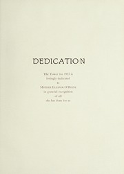 Page 9, 1935 Edition, Manhattanville College - Tower Yearbook (Purchase, NY) online yearbook collection