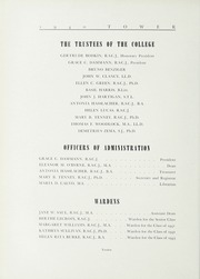 Page 16, 1940 Edition, Manhattanville College - Tower Yearbook (Purchase, NY) online yearbook collection