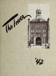 1942 Edition, Manhattanville College - Tower Yearbook (Purchase, NY)