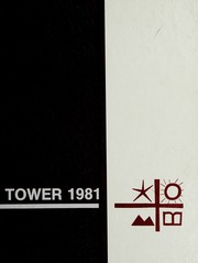 1981 Edition, Manhattanville College - Tower Yearbook (Purchase, NY)