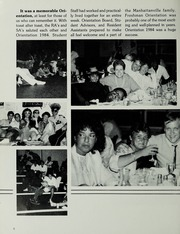Page 10, 1985 Edition, Manhattanville College - Tower Yearbook (Purchase, NY) online yearbook collection
