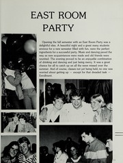Page 15, 1985 Edition, Manhattanville College - Tower Yearbook (Purchase, NY) online yearbook collection