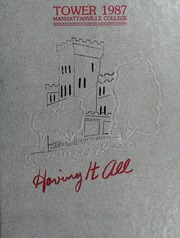 1987 Edition, Manhattanville College - Tower Yearbook (Purchase, NY)