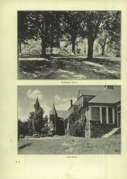 Page 10, 1939 Edition, Roberts Wesleyan College - Chesbronian Yearbook (Rochester, NY) online yearbook collection