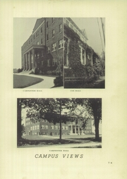Page 11, 1939 Edition, Roberts Wesleyan College - Chesbronian Yearbook (Rochester, NY) online yearbook collection