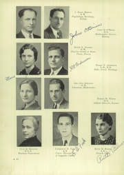 Page 16, 1939 Edition, Roberts Wesleyan College - Chesbronian Yearbook (Rochester, NY) online yearbook collection