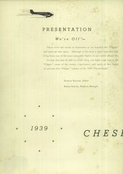 Page 6, 1939 Edition, Roberts Wesleyan College - Chesbronian Yearbook (Rochester, NY) online yearbook collection