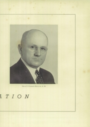 Page 9, 1939 Edition, Roberts Wesleyan College - Chesbronian Yearbook (Rochester, NY) online yearbook collection