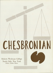 Page 5, 1969 Edition, Roberts Wesleyan College - Chesbronian Yearbook (Rochester, NY) online yearbook collection