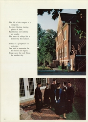 Page 6, 1969 Edition, Roberts Wesleyan College - Chesbronian Yearbook (Rochester, NY) online yearbook collection