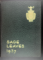 Page 1, 1937 Edition, Russell Sage College - Sage Leaves Yearbook (Troy, NY) online yearbook collection