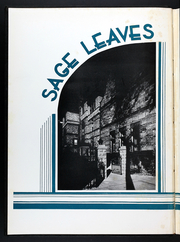 Page 6, 1937 Edition, Russell Sage College - Sage Leaves Yearbook (Troy, NY) online yearbook collection