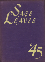 1945 Edition, Russell Sage College - Sage Leaves Yearbook (Troy, NY)