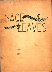 1948 Edition, Russell Sage College - Sage Leaves Yearbook (Troy, NY)