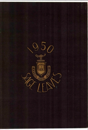 1950 Edition, Russell Sage College - Sage Leaves Yearbook (Troy, NY)