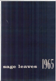 1965 Edition, Russell Sage College - Sage Leaves Yearbook (Troy, NY)
