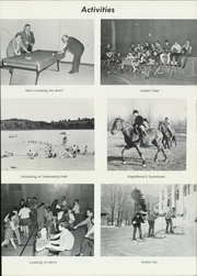Page 15, 1970 Edition, Maplebrook School - Samara Yearbook (Amenia, NY) online yearbook collection
