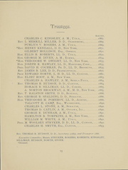Page 17, 1894 Edition, Hamilton College - Hamiltonian Yearbook (Clinton, NY) online yearbook collection