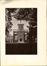 Page 15, 1933 Edition, Hamilton College - Hamiltonian Yearbook (Clinton, NY) online yearbook collection