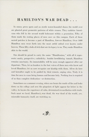 Page 10, 1947 Edition, Hamilton College - Hamiltonian Yearbook (Clinton, NY) online yearbook collection