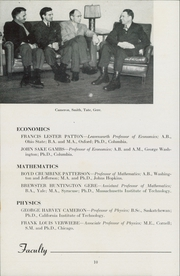 Page 16, 1947 Edition, Hamilton College - Hamiltonian Yearbook (Clinton, NY) online yearbook collection