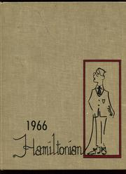 1966 Edition, Hamilton College - Hamiltonian Yearbook (Clinton, NY)