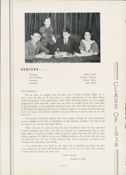 Page 15, 1938 Edition, Elmira Catholic High School - Victorian Yearbook (Elmira, NY) online yearbook collection
